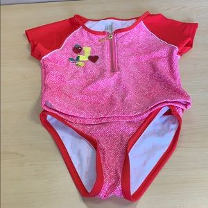 Girls juicy swim suit